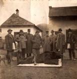 Ioan Lup la o vânătoare în Ungaria